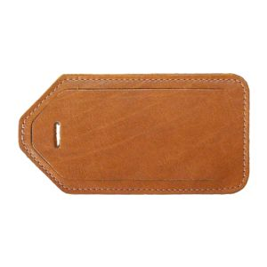 Leather Luggage Tag Thumbnail