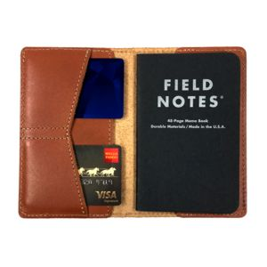 Leather Field Notes Cover Thumbnail
