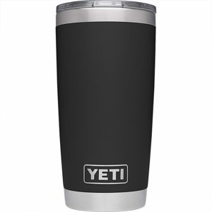 YETI Rambler 20 oz Stainless Steel Vacuum Insulated Tumbler with Lid Thumbnail