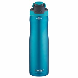 Contigo AUTOSEAL Chill Stainless Steel Water Bottle, 24 oz, Scuba Thumbnail