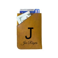 Personalized Slim Card Holder Thumbnail