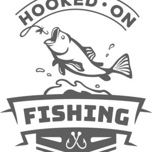 Hooked on fishing Thumbnail
