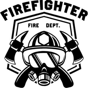 Fire Fighter Badge 1 Thumbnail